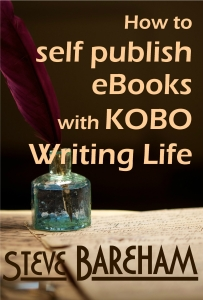How to self publish with Kobo Writing Life